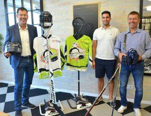 A szegedi jégkorong egyesület támogatása