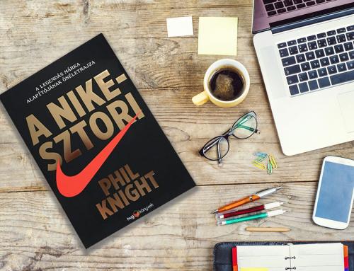 Phil Knight: A Nike-sztori